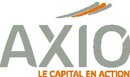 logo du fond  Axio Capital