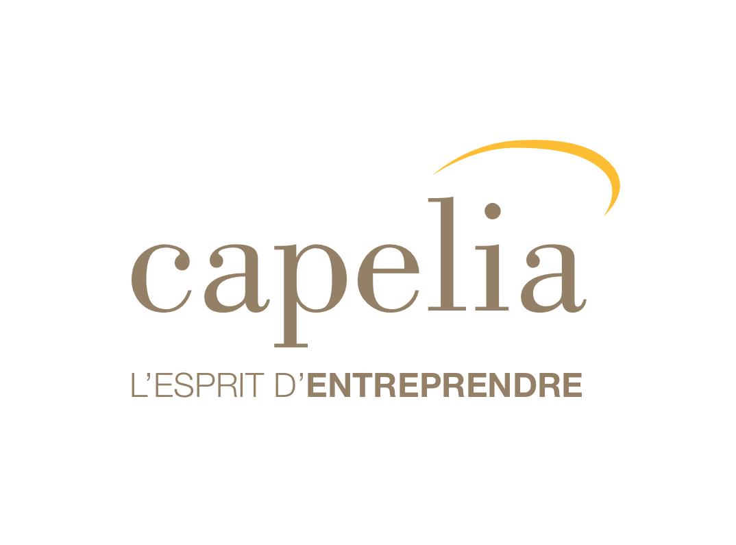 logo du fond  Capelia
