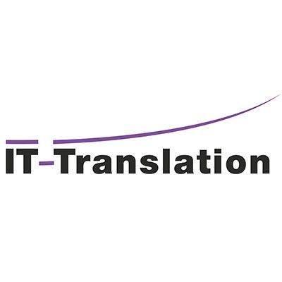 logo du fond  IT-TRANSLATION
