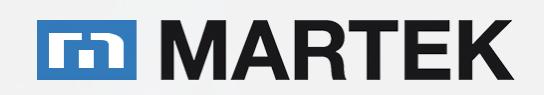 logo du fond  MARTEK