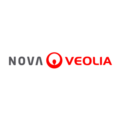 logo du fond  Nova Veolia