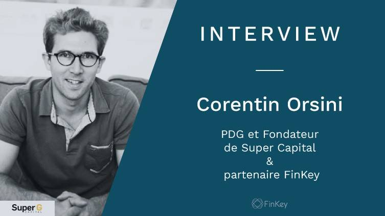 Corentin Orsini - Interview FInKey