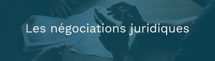 Les négociations juridiques FinKey