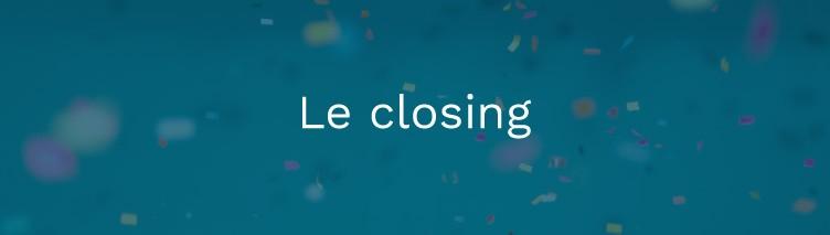 Le closing FinKey