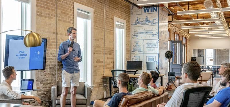 Startup studio Finkey
